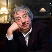Monty Python star Terry Jones said that he had survived colon cancer with slightly frozen feet