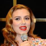 Scarlett: Wedding just happened