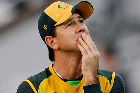 Ricky Ponting last led Australia's Twenty20 side in the World Twenty20 in June