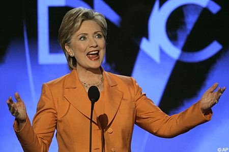 Unity: Hillary Clinton vows US will work with Russia over Iran