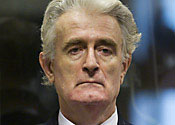 Radovan Karadzic boycotts war crimes trial