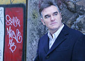 Morrissey collapsed on stage