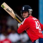 Prior blow for England
