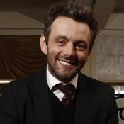 Michael Sheen's daughter helped him learn about Twilight's Aro