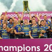 Leeds complete unprecedented treble