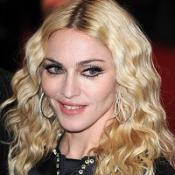 Madonna promises power for village