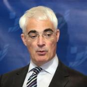 Alistair Darling is reportedly to announce the creation of three new high street banks