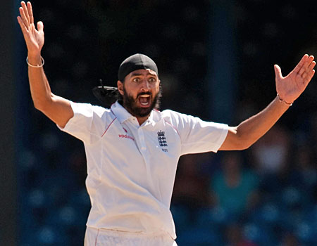 Sussex link: Monty Panesar