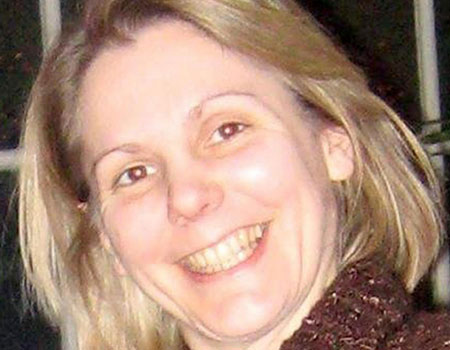 Sentenced: Alisdair Sinclair has been jailed for nine years for killing of wife, Sally