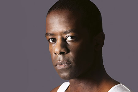 Adrian Lester is appearing in Cat On A Hot Tin Roof at the Novello Theatre