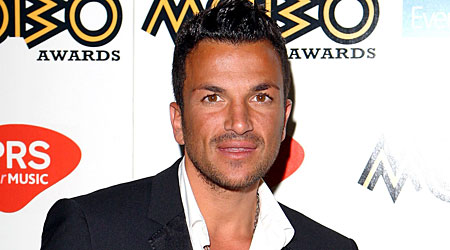 No jungle for Peter Andre