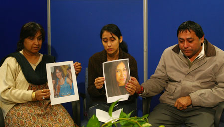 The family of Geeta Aulakh say the are 'living in a nightmare'