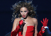 Beyonce followed up her successful performance at the MTV Europe Music Awards