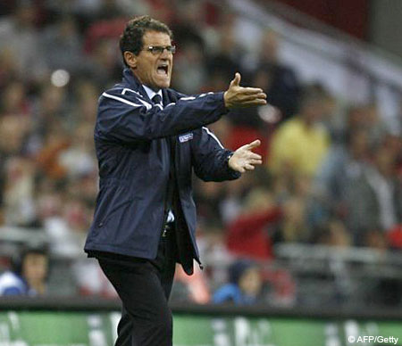 Fabio Capello has warned his players not to dive