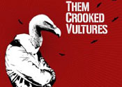 Them Crooked Vultures: ruthlessly efficient, but largely uninspired