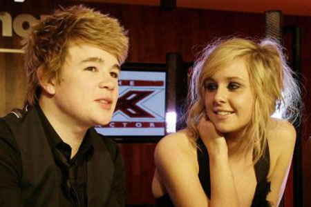 Eoghan and Diana