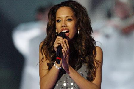 Jade Ewen is 'terrified' of former Sugababe Keisha