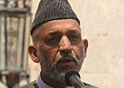 Karzai admits government is corrupt
