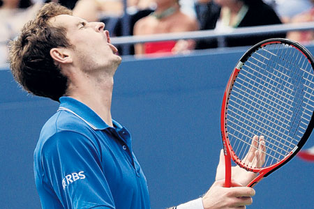 Andy Murray US Open defeat