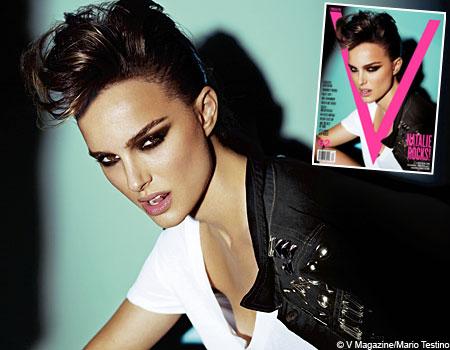 Natalie Portman sexes up in new lesbian role