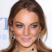 Lindsay locks lips with Butler?