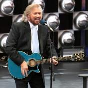 Barry Gibb said the Bee Gees aren't dancers