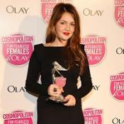 Lacey named Ultimate TV Actress
