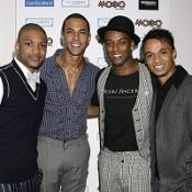 JLS beat DJ Spoony's team at a basketball match