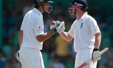 England on top in Durban