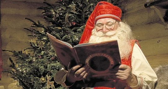 Wicken Christmas.A Green Christmas At Lapland Uk Metro News
