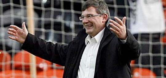 Craig Levein is one of the favourites for the Scotland job