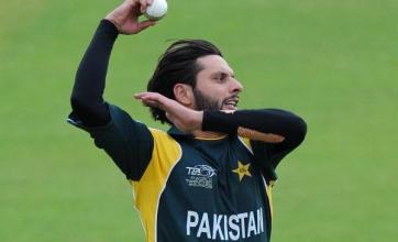 Afridi handed two-match ban