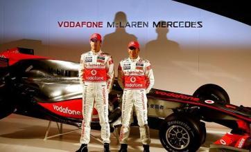 British pair unveil new McLaren