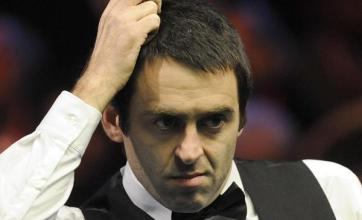 Williams joins O'Sullivan in third round