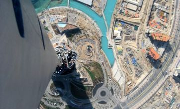 Burj Dubai: A 160-storey view with a lot of rooms