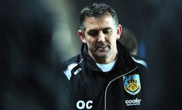 Coyle holds Burnley talks over Bolton bid
