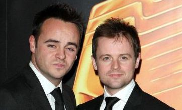 Ant and Dec face-off with… Ant and Dec at National Television Awards