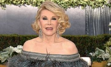 'Joan Rivers chucked off flight over identity mix up'