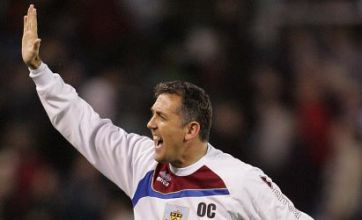 Burnley admit Coyle is off to Bolton