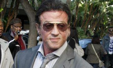 Sylvester Stallone breaks neck on set