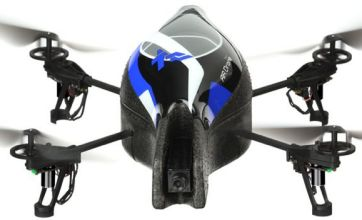 The augmented reality helicopter drone you pilot with your iPhone