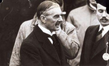 Adolf Hitler 'peace ticket' found