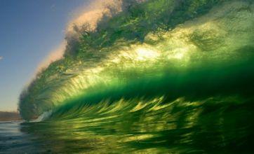 Incredible art of splash photography