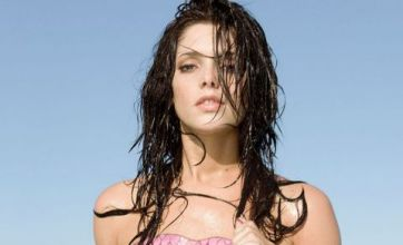 Twilight's Ashley Greene strips naked