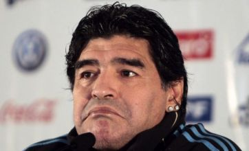 Ear-ring seized from Diego Maradona sold to start paying off £33m tax bill