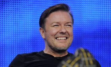 Ricky Gervais' 'drunk' night as Golden Globes host
