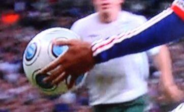 Henry faces Fifa handball hearing
