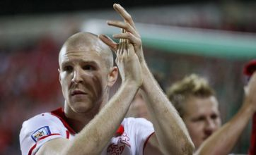 Senderos wants Celtic switch