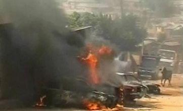 200 dead in Nigeria violence