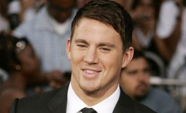 Channing Tatum's life as a stripper revealed in film
